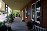 Historic Boonville Hotel, Boonville, Anderson Valley, Mendocino County, California