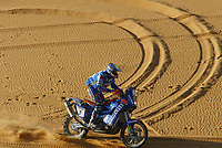Motor<br /> Paris Dakar 2004<br /> Foto: Digitalsport<br /> Norway Only<br /> <br /> ER RACHIDIA - OUARZAZATE<br /> 20040105<br /> FABRIZIO MEONI / GAULOISES KTM INTERNATIONAL