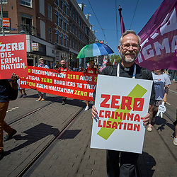 AIDS Conference in Amsterdam
