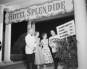 """Y-540605-03. """"Waverley Spring formal. June 5, 1954"""""""