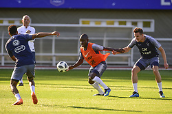 May 24, 2018 - Clairefontaine, France, France - NGolo Kante / Florian Thauvin (Credit Image: © Panoramic via ZUMA Press)