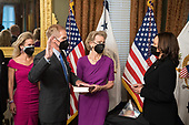 May 03, 2021 - DC: NASA Administrator Bill Nelson Swearing-In Ceremony