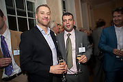 VICTOR HUGO; JACOB KENNEDY, Streetsmart Reception at 11 Downing St. London. 1 November 2011. <br /> <br />  , -DO NOT ARCHIVE-© Copyright Photograph by Dafydd Jones. 248 Clapham Rd. London SW9 0PZ. Tel 0207 820 0771. www.dafjones.com.