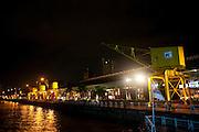 Belem_PA, Brasil..Na foto a estacao das docas e o rio Guama, em Belem, Para...In the photo the estacao das docas and Guama river in Belem, Para...Foto: JOAO MARCOS ROSA / NITRO
