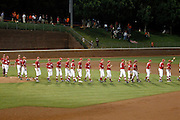 Oklahoma defeated Virginia during the NCAA regional Championship June 3, 2012 at Davenport Field in Charlottesville, Va. Photo/Andrew Shurtleff .