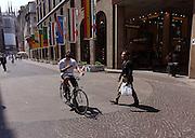 Milan, Look down generation, Corso V. Emanuele