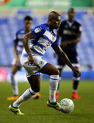 Reading's Leandro Bacuna in action