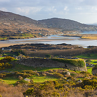 Stone Fort of Caher / Caherdaniel Co. Kerry, Ireland / dr062
