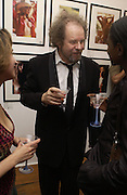 Mike Figgis. 'Playboy Exposed' Private View at the Sony Ericsson Proud Camden on October 19, 2005 in London 19  October 2005. ONE TIME USE ONLY - DO NOT ARCHIVE © Copyright Photograph by Dafydd Jones 66 Stockwell Park Rd. London SW9 0DA Tel 020 7733 0108 www.dafjones.com