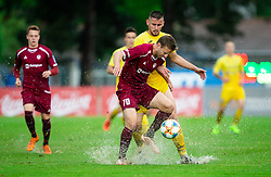 Aleš Mertelj of Triglav during football match between NK Triglav Kranj and NK Domzale in 35th Round of Prva liga Telekom Slovenije 2018/19, on May 22nd, 2019, in Sports park Kranj, Slovenia. Photo by Vid Ponikvar / Sportida