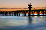 Seal Beach Pier at Sunset