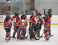 Newburgh, New York - Youth hockey at Ice Time Sports Complex on Nov. 28, 2010.