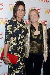 September 29, 2016 - New York, New York, USA - Mariska Hargitay and Gloria Steinem attend The Women's Media Center 2016 Women's Media Awards at Capitale on September 29, 2016 in New York City. (Credit Image: © Future-Image via ZUMA Press)