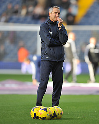 Crystal Palace care taker manger keith millen-Photo mandatory by-line: Alex James/JMP - Tel: Mobile: 07966 386802 02/11/2013 - SPORT - FOOTBALL - The Hawthorns - West Bromwich - West Bromwich Albion v Crystal Palace - Barclays Premier League