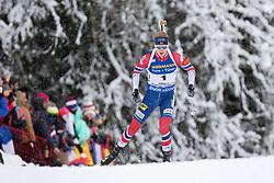 December 16, 2017 - Annecy Le Grand Bornand, France - BOE Johannes Thingnes  (Credit Image: © Panoramic via ZUMA Press)