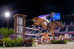 Delmotte Nicolas, FRA, Urvoso Du Roch, 337<br /> Olympic Games Tokyo 2021<br /> © Hippo Foto - Dirk Caremans<br /> 04/08/2021
