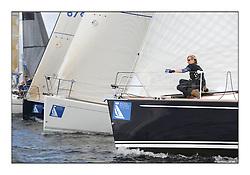 The Brewin Dolphin Scottish Series, Tarbert Loch Fyne..GBR8747T Movistar-Bleu Killyleagh YC Elan 333 R. Killops.