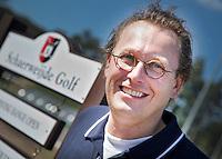 ZEIST - Golfclub Schaerweijde in Zeist. Bestuurslid Kees van der Lee. FOTO KOEN SUYK