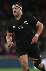 New Zealand's Tim Perry
