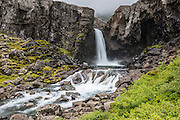 Folaldafoss, east Iceland
