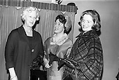 1964 - Fashion show at Woolcraft Fashion Week at Creation Arcade