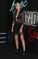 Atomic Blonde Premiere. 24 Jul 2017 Pictured: Charlize Theron. Photo credit: Jaxon / MEGA TheMegaAgency.com +1 888 505 6342
