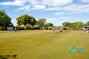 2020 South Island Masters Games<br /> CROQUET<br /> Timaru<br /> Photo KEVIN CLARKE ANZIPP CMG SPORT ACTION IMAGES<br /> 12/10/2020<br /> ©cmgsport2020
