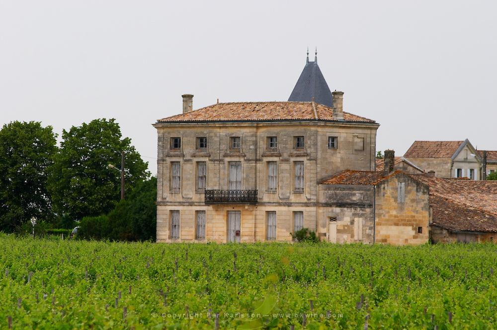 Chateau Lagrange (probably)  Pomerol  Bordeaux Gironde Aquitaine France