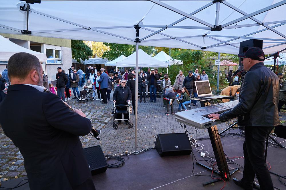Germany, Berlin, 2017/10/08<br /> <br /> Sukkot 2017 in Berlin Photo by Gregor Zielke (Photo by Gregor Zielke)