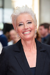 Emma Thompson attending the Children Act Premiere, at the Curzon Mayfair cinema in London.Picture date: Thursday August 16, 2018. Photo credit should read: Matt Crossick/ EMPICS Entertainment.