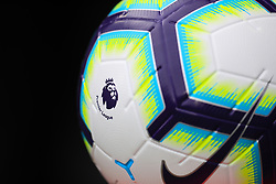 General view of the Nike premier league football