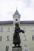 Austria, Tyrol, Rattenberg