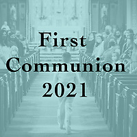 St Catherine 2021 1st Communion