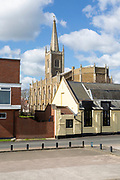 Church of Saint Nicholas, Harwich, Essex, England, UK