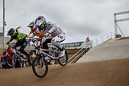 #7 (SAKAKIBARA Saya) AUS at Round 3 of the 2020 UCI BMX Supercross World Cup in Bathurst, Australia.