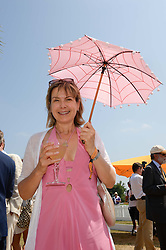 PENNY SMITH at the Veuve Clicquot Gold Cup, Cowdray Park, Midhurst, West Sussex on 21st July 2013.