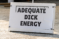 Adequate Dick Energy (note the ruler LMAO!) - https://Duncan.co/Burning-Man-2021