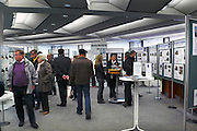 Duitsland, Kleef, 9-11-2008In deze stad vlakbij Nijmegen heeft de duits bank een informatiedag georganiseerd voor vooral hollanders die in duitsland willen gaan wonen.Foto: Flip Franssen/Hollandse Hoogte