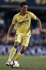 Villarreal CF v Girona FC - 01 Sept 2018