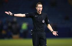 Referee John Brooks