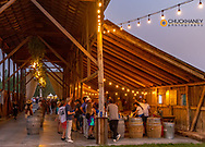 Beer Barn at the Under the Under The Big Sky Music Festival in Whitefish, Montana, USA