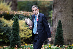 © Licensed to London News Pictures. 07/11/2017. London, UK. New Conservative Chief Whip Julian Smith on Downing Street. Photo credit: Rob Pinney/LNP