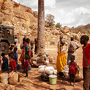 Struggle for survival in the Nuba Mountains