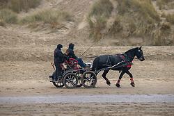 Strandrit, Fries<br /> Oostduinkerke Bad 2020<br /> © Hippo Foto - Dirk Caremans<br /> 29/11/2020