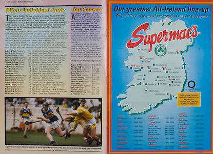 All Ireland Senior Hurling Championship - Final,.01.09.1996, 09.01.1996, 1st September 1996,.01091996AISHCF, .Wexford v Limerick,.Wexford 1-13, Limerick 0-14,..Supermacs,