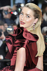 Amber Heard attending the Pain and Glory Premiere as part of the Cannes 72nd Film Festival in France