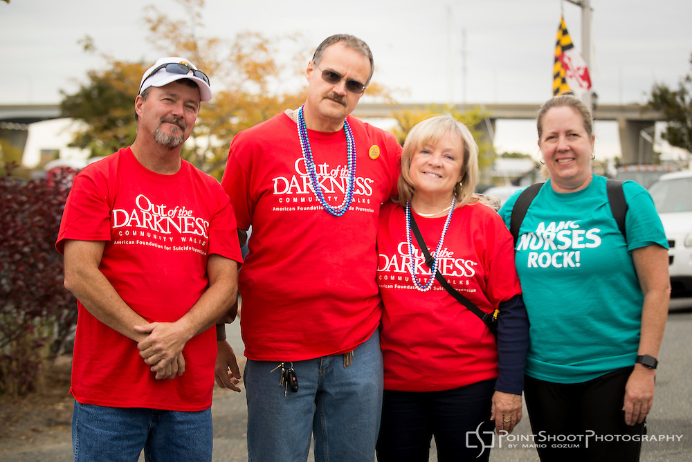 AFSP 2015 MID-SHORE OUT OF THE DARKNESS WALK: Images by Kent Island, MD photographer, Mario Gozum, PointShoot Photography