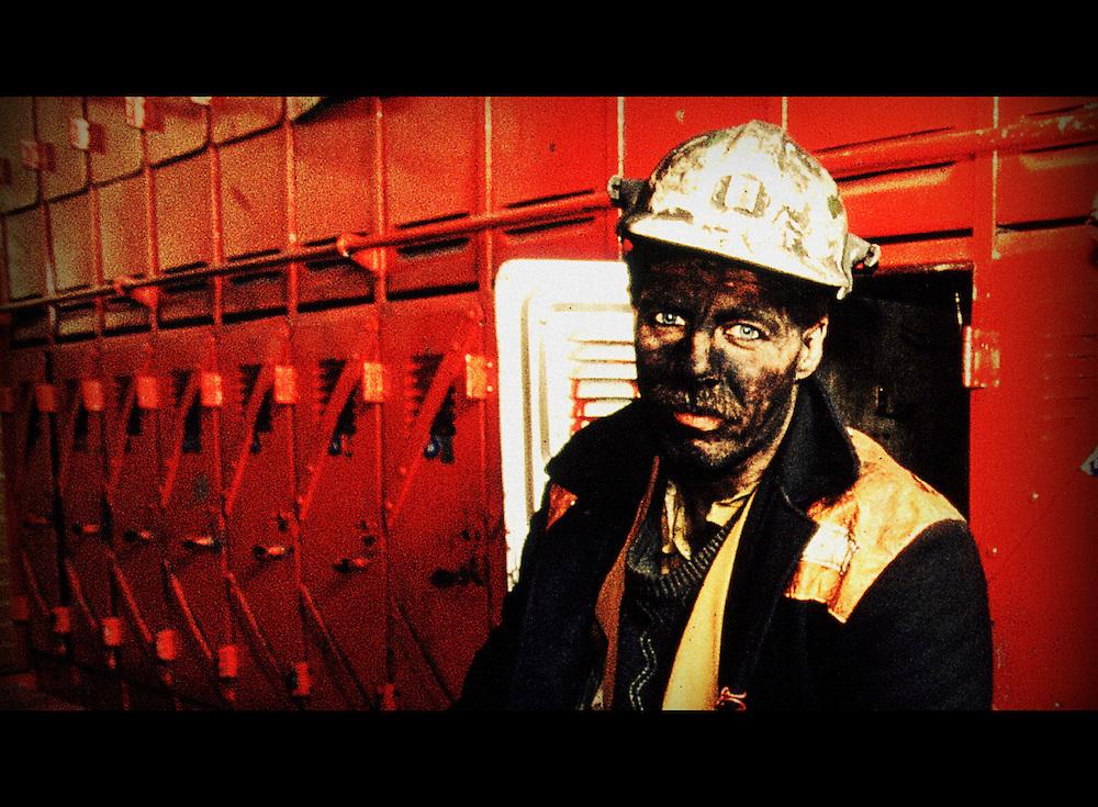 Yorkshire Miner Grimethorpe Colliery