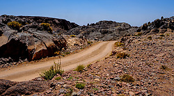 The piste at the top of the Tizi N'Tazezert Pass, Morocco<br /> <br /> (c) Andrew Wilson   Edinburgh Elite media