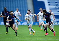 Rugby Union - 2021 Guinness Pro14 Rainbow Cup - Northern Group - Edinburgh vs Glasgow Warriors - Murrayfield<br /> <br /> George Horne of Glasgow Warriors in action<br /> <br /> Credit : COLORSPORT/BRUCE WHITE